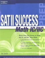 SAT II Success: SAT II Success Math 1c and 2c, 3rd Ed Math IC/IIC - Arco Master the SAT Subject Test: Math Levels 1 & 2 (Paperback)