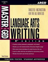 Master the Ged English (Paperback)