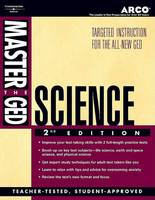 Master the Ged Science (Paperback)