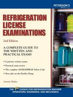 Refrig Licens Exam: A Complete Guide to the Written and Practical Exams (Paperback)