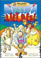 3 2 1...Lift Off - Storyteller (Paperback)