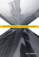 Democratic Society and Human Needs