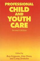 Professional Child and Youth Care: Canadian Perspective (Paperback)