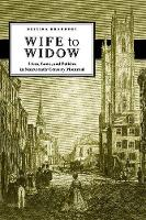 Wife to Widow: Lives, Laws, and Politics in Nineteenth-Century Montreal (Hardback)