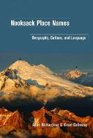 Nooksack Place Names: Geography, Culture, and Language (Paperback)