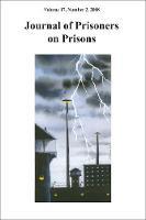 Journal of Prisoners on Prisons V17 #2