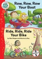 Row, Row, Row Your Boat; Ride Your Bike - Tadpoles: Fairytale Jumbles (Paperback)