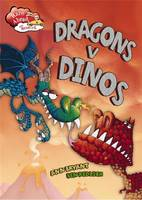Dragons vs Dinos - Race Ahead with Reading (Paperback)