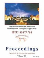 Spread Spectrum Techniques and Application (ISSTA): International Symposium (Paperback)