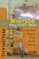 Phillipians - Wiersbe Bible Study Series (Paperback)