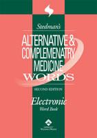 Stedman's Alternative & Complementary Medicine Words, on CD-ROM