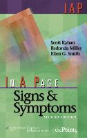 In A Page Signs & Symptoms - In a Page Series (Paperback)