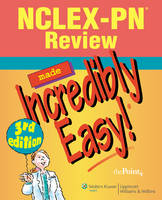 NCLEX-PN Review Made Incredibly Easy! - Incredibly Easy! Series 174 (Paperback)