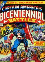 Captain America: Bicentennial Battles (Paperback)