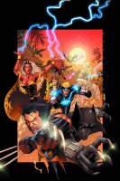 X-Men/Black Panther: Wild Kingdom (Paperback)