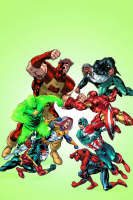 New Thunderbolts Vol.3: Right Of Power (Paperback)