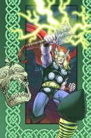 Thor: Blood Oath (Paperback)