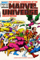 Essential Official Handbook Of The Marvel Universe - Deluxe Edition Volume 1 - Essential (Paperback)