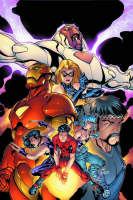 New X-men: Childhood's End Vol.3 (Paperback)