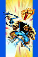 Ultimate Fantastic Four Vol.2 (Hardback)