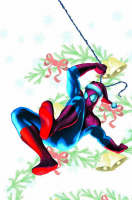 Marvel Holiday - Digest (Paperback)