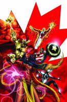 Omega Flight: Alpha To Omega (Paperback)