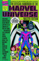 Essential Official Handbook Of The Marvel Universe - Master Edition Volume 1 - Essential (Paperback)