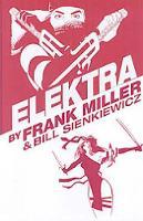 Elektra By Frank Miller (Hardback)