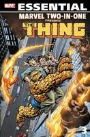 Essential Marvel Two-in-one Vol.3 - Essential (Paperback)