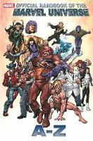 Official Handbook Of The Marvel Universe A To Z Vol.6 (Hardback)