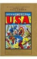Marvel Masterworks: Marvel Masterworks: Golden Age USA Comics Vol. 2 Golden Age USA Comics Volume 2 (Hardback)