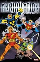 Annihilation Classic - Graphic Novel Pb (Paperback)