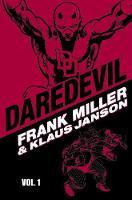 Daredevil By Frank Miller & Klaus Janson Vol.1 (Paperback)