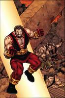 Hercules: Twilight Of A God (Paperback)