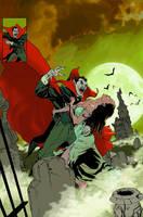 Tomb Of Dracula Vol.2 (Hardback)