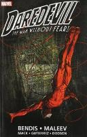Daredevil By Brian Michael Bendis & Alex Maleev Ultimate Collection - Book 1 (Paperback)