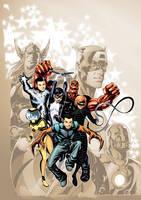 Avengers Academy Vol.1: Permanent Record (Hardback)