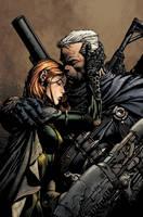 Uncanny X-force: The Dark Angel Saga Book 1 (Hardback)