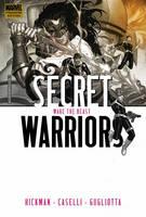 Secret Warriors Vol.3: Wake The Beast (Hardback)