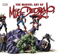 The Marvel Art Of Mike Deodato (Hardback)