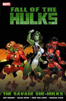 Hulk: Fall Of The Hulks - The Savage She-hulks (Paperback)