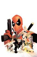 Deadpool Max: Nutjob (Hardback)