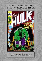 Marvel Masterworks The Incredible Hulk Volume 6 (Hardback)