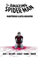 Spider-man: Matters of Life and Death: Spider-man: Matters Of Life And Death Matters of Life and Death (Paperback)