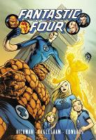 Fantastic Four By Jonathan Hickman Volume 4 (Paperback)