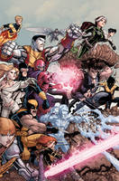 X-men: To Serve And Protect (Paperback)