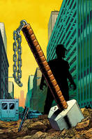 Thunderstrike: Youth In Revolt (Paperback)