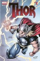 Marvel Universe Thor: Marvel Universe Thor Comic Reader 1 Comic Reader Vol. 1 (Paperback)