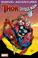 Marvel Adventures Avengers: Thor/spider-man (Paperback)