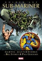 Marvel Masterworks: Golden Age Sub-mariner - Vol. 1 (Paperback)